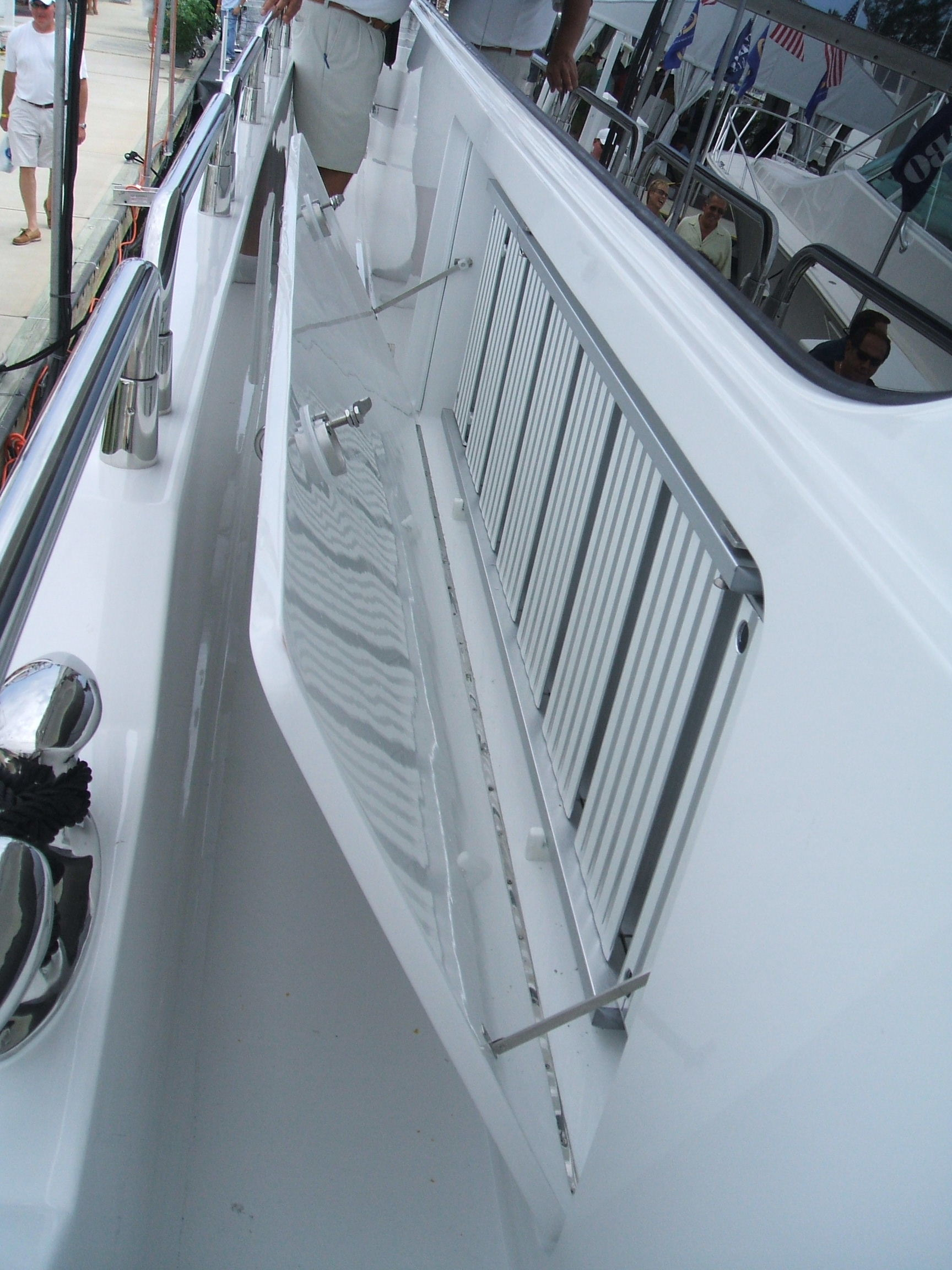 Sea Stair and Sea Ladder Stowage Kits